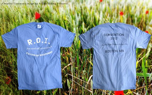sorority convention screen printed t-shirts