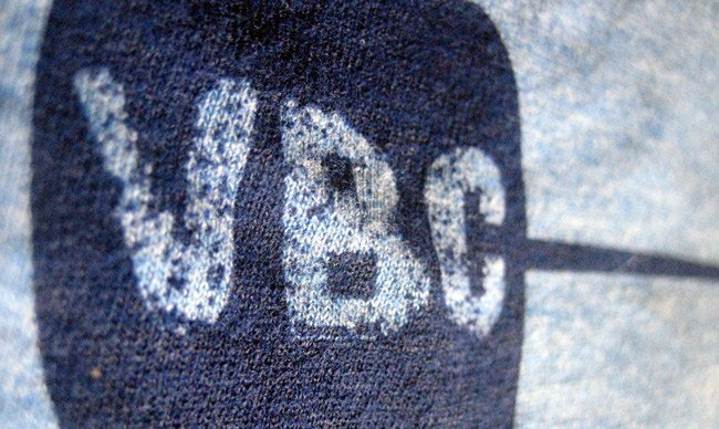 Screen printed american apparel tr401 triblend t-shirt for CrossFit Vagabond Easton MA blue zoom