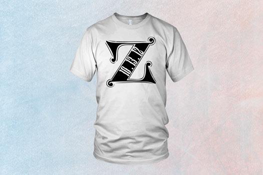 z bar mitzvah ringspun youth t-shirt