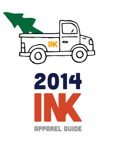 2014 ink custom apparel apparel guide