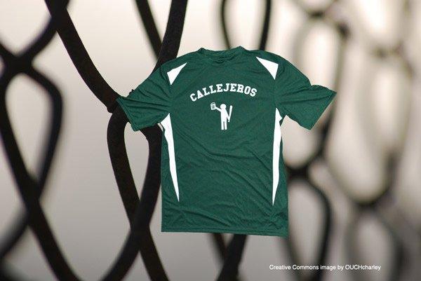 screen printed softball jersey