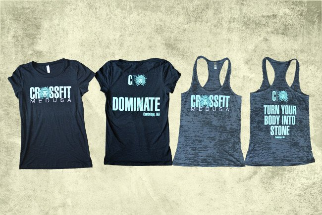 custom burnout style tshirt