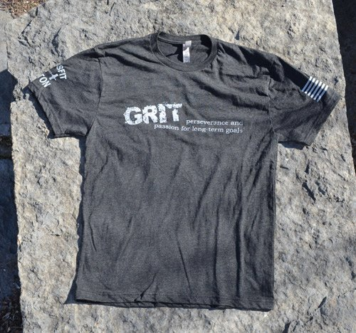 crossfit triblend custom tee