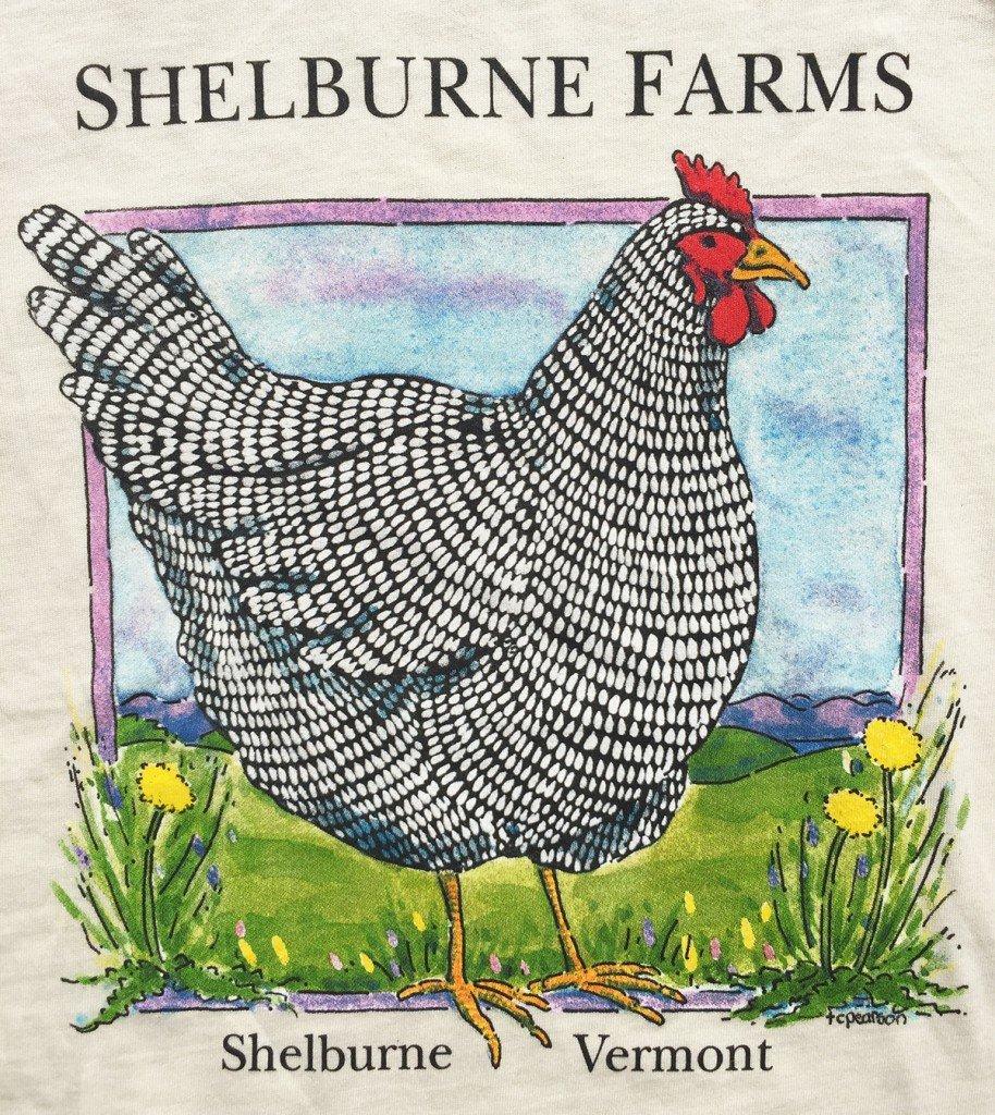 Shelburne Farms Chicken